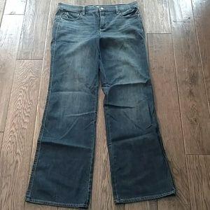 DKNY Boot Cut Jean